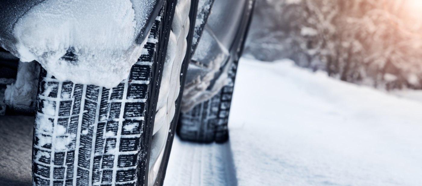 Ist Ihr Auto schon winterfest?